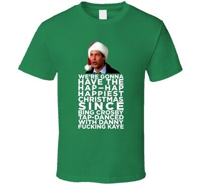 Christmas Vacation Clark Griswold Funny Quote Movie T Shirt