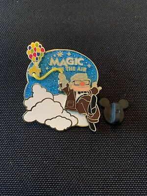 Disney Pin: Magic is in The Air- Up Carl LE 3000