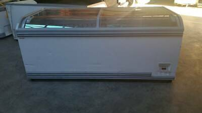 AHT Athens 210xl Slide top freezer Large commercial freezers -  ice cream meat