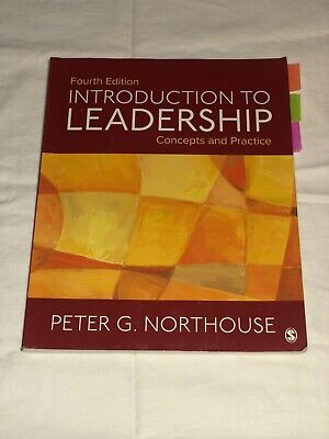 Northouse, P. G. (2018). Introduction to leadership: Concepts and practice (4th