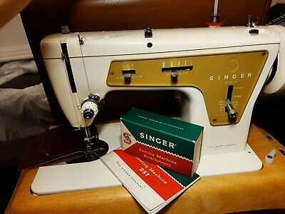 """Reduced Price *** Singer 327 Sewing Machine  """"Stunning Condition """""""