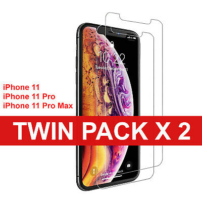 Glass PRO+ Gorilla Tempered Glass Screen Protector for Apple iPhone 11,Pro,Max