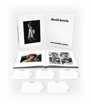 DAVID BOWIE CONSERVATION PIECE 5 CD BOX SET (Released On 15/11/19) PRE-ORDER