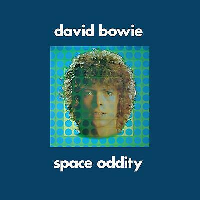 DAVID BOWIE SPACE ODDITY (2019 Tony Visconti Remix) CD (Released 15/11/2019)