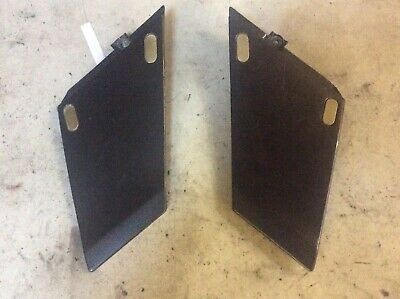 KAWASAKI GPX750 Fuel Tank Side Panels X2