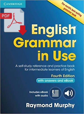 CAMBRIDGE English Grammar in Use for intermediate fourth Edition