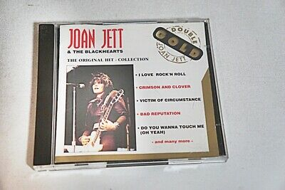 Joan Jett & The Blackhearts The Original Hit Collection Double Gold-Cd