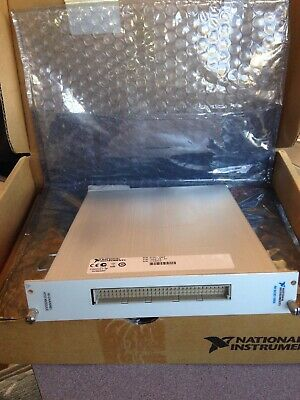 NI SCXI-1503 Temperature Input Module built in excitation