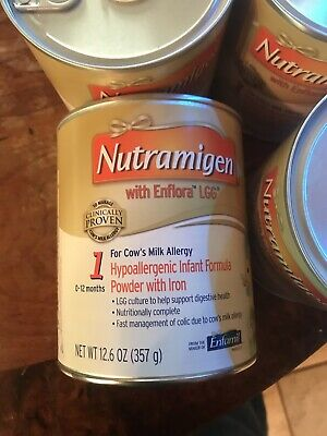 Nutramigen With Enflora LGG Formula This baby formula is not expired