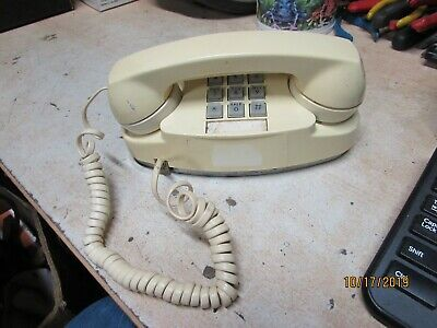 Vintage Western Electric AT&T Bell System Princess Telephone Touchtone