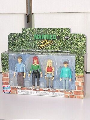 Funko Married With Children Reaction Figure 2018 Fall Convention Exclusive