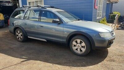 Holden Vz Sx6 6Cyl 06/2006 Automatic Adventra Wagon