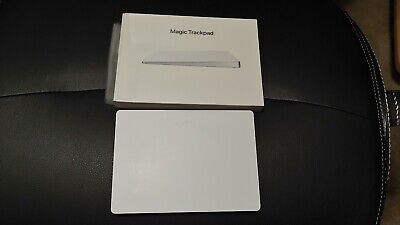 Apple Bluetooth Magic Trackpad 2 - Silver - MJ2R2LL/A BRAND NEW Open box