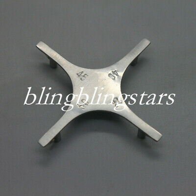 Dental Orthodontic Metal Brackets Positioner Positioning Boone Height Gauge