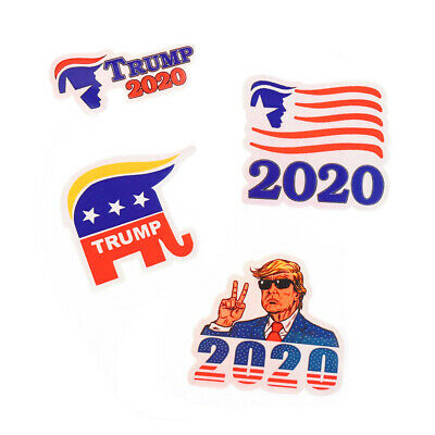 Bicycles Bumper Notebook Decal Hat Decals Trump 2020 Stickers Car Sticker