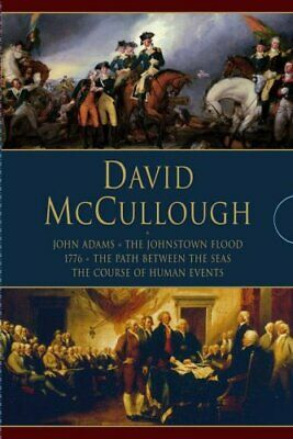 MCCULLOUGH By David Mccullough - Hardcover *Excellent Condition*
