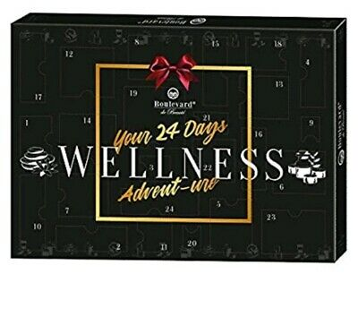 Bath fun beauty advent calender,for 24 days of fun in tub ..NEW by Boulevard