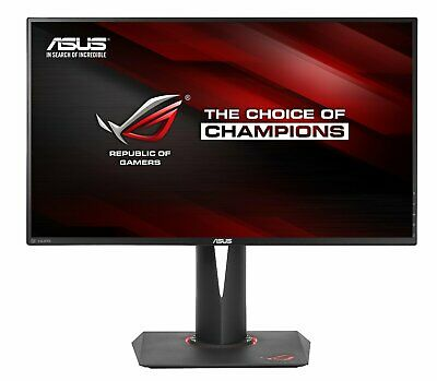 Asus ROG Swift PG279Q 27-inch QHD LED Gaming Monitor, Buit-in Speakers, 4ms Resp