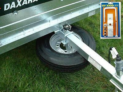 Maypole Universal Spare Trailer Wheel Carrier Holder Bracket Caravan Motorhome