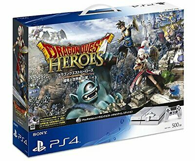 PlayStation4 Dragon Quest Metal Slime Edition From Japan