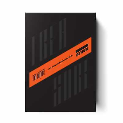 Ateez Treasure Ep.fin All To Action 1St Anniversary [Booklet+Sticker+Photocard]