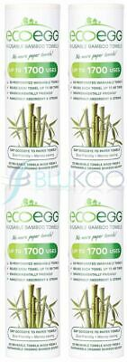 Ecoegg Bamboo Towels - 20 Towels (Pack of 4)