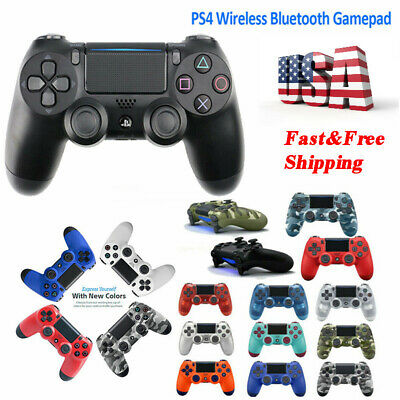 PS4 DUALSHOCK 4 Wireless Controller Bluetooth4.0 Gamepad for SONY PlayStation AM