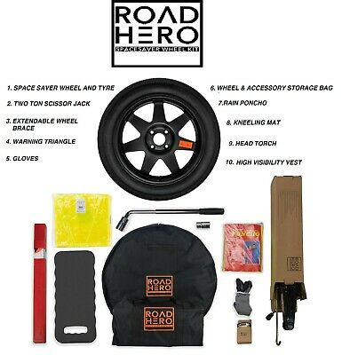 Space Saver Wheel & Tyre Kit Fits Ford Explorer 2011>