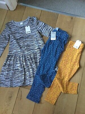 Next Girls Leggings Brand New With Tags Age 4-5, 5 years