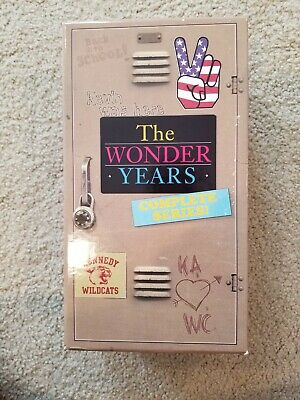 The Wonder Years: The Complete Series (DVD, 2015, 26-Disc Set)