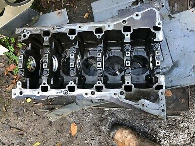 LAND ROVER defender/ DISCOVERY 2 TD5 2003 ENGINE CYLINDER BLOCK 16p