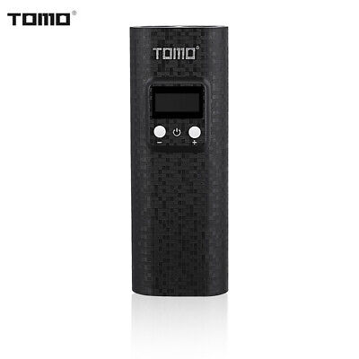 TOMO K2 Portable 18650 Lithium Battery Charger Dual USB Ports Power Bank S2Q1