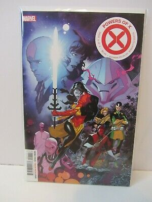 Powers Of X #1 Reguar Cover  Nm First Print