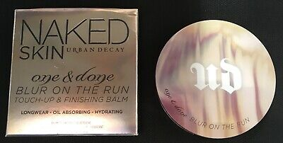 Urban Decay Naked Skin One & Done Blur On The Run Touch Up & Finishing Balm