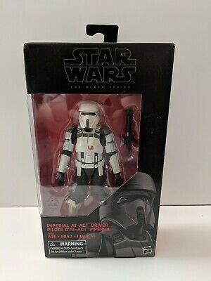Star Wars The Black Series Imperial AT-ACT Driver  Action Figure Hasbro  sealed