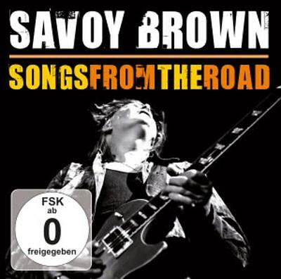 Songs From The Road von Savoy Brown (2013)  CD/DVD