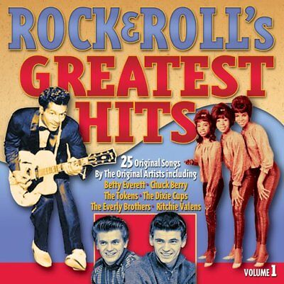 Rock & Roll's Greatest Hits, Volume 1 NEW CD