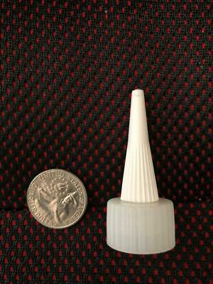 Yorker Dispensing Caps for Plastic Bottles (Lot of 50) NO HOLE ~ FREE SHIPPING!!