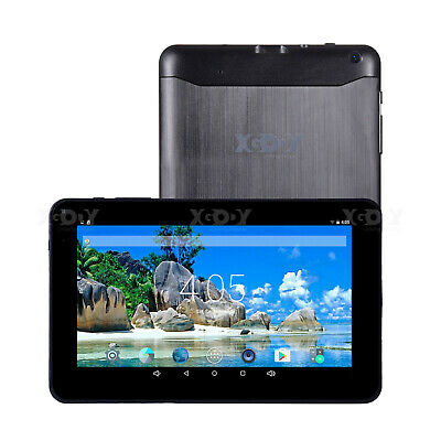"""XGODY 2019 New 9"""" Inch Android6.0 Tablet PC Quad core 16GB 2xCamera Bluetooth HD"""