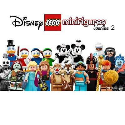 LEGO Disney Series 2 Minifigures Pick your Minifigure 71024 NEW 🌏 Fast Tracked