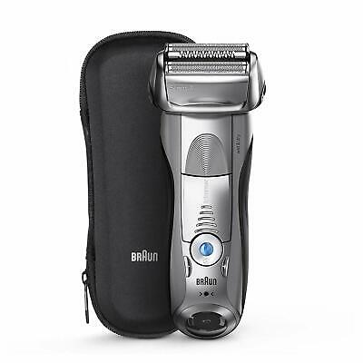 Braun Series 7 Electric Shaver for Men 7893s, Wet & Dry, Integrated Precision Tr