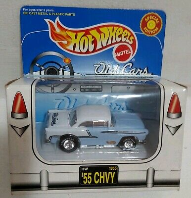 Hotwheels  55 Chevy special edition