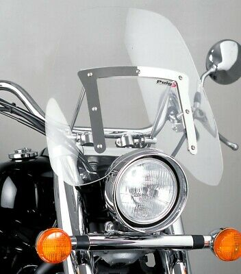 Windschild Puig Yamaha XV 750 Virago 92-97 Custom Chopper