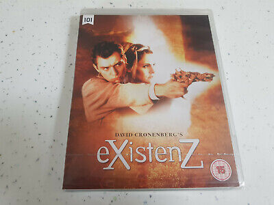 Existenz    (Blu Ray )   **New** David Cronenberg   Jude Law