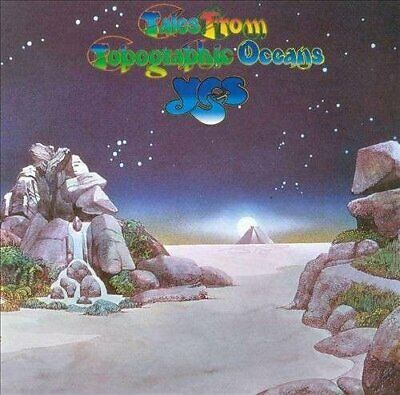 |075234| Yes - Tales From Topographic Oceans [LP x 2 Vinyl] New