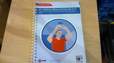 NICEIC Learning Guide 1: IET Wiring Regulations BS7671:2018 18th Edition