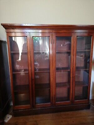 Victorian Bookcase (about 1840) Good Condition