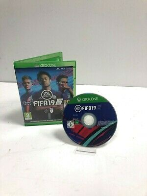 Xbox One Fifa 19 Game - 58835/4