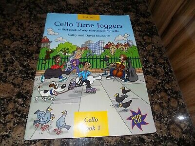 Oxford Cello Time Joggers   Book 1  With Cd ( Oxford University   Press )