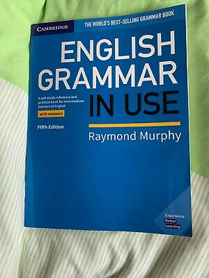 English Grammar in Use Book with Answers: A Self-Study Reference and Practice...